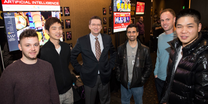 Carnegie Mellon AI Beats Humans in Poker for First Time