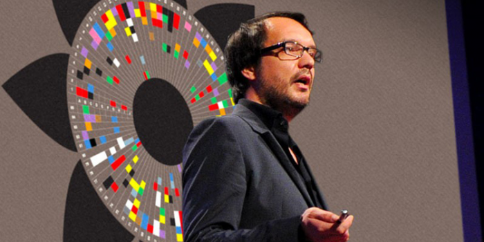 Data Journalist David McCandless Explores the Beauty of Data Visualization - TED Talk