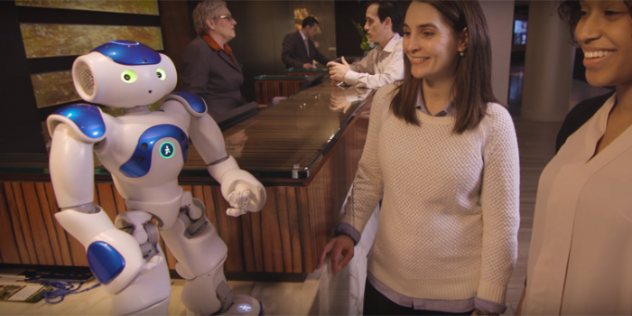 Hilton and IBM Pilot Connie - The Worlds First Watson-Enabled Hotel Concierge