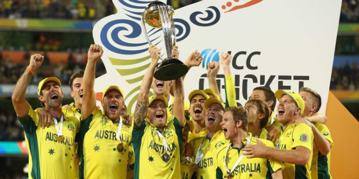 Impact of Big Data Analytics in 2015 Cricket World Cup