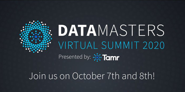 Improve Your DataOps Strategy at Tamr's Virtual Summit