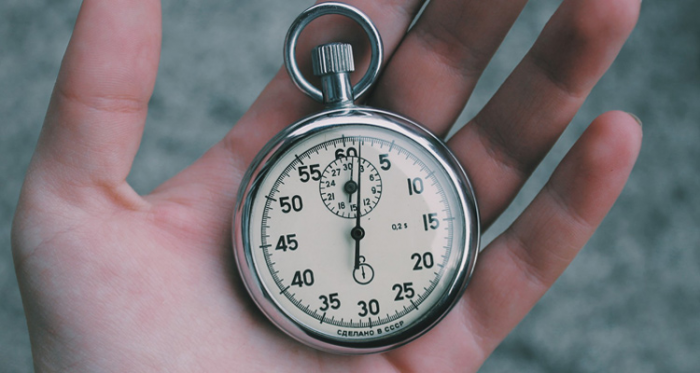Metrics for Time Management in the New Year