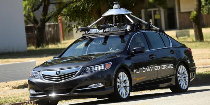 Its Complicated - Relationships in the Self-driving Vehicles Race