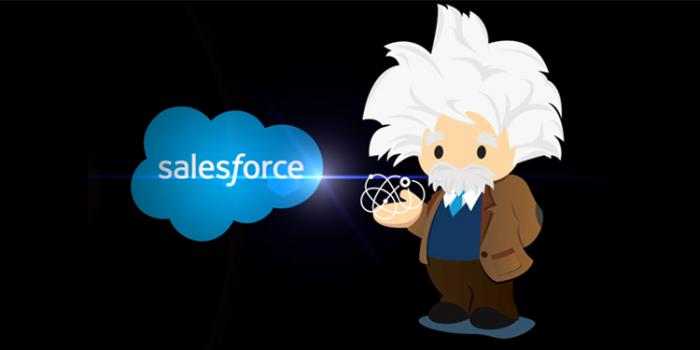 Salesforce Introduces Einstein AI to Platform