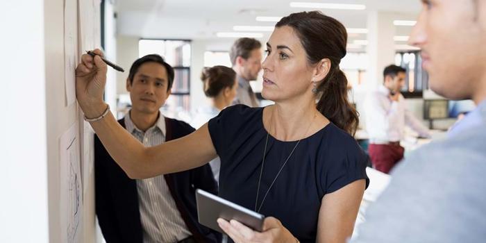 Startups Seek to Increase Women in Leadership Roles