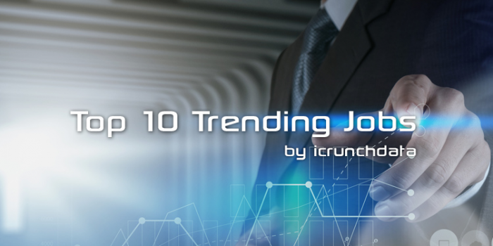 Top 10 icrunchdata Jobs - Trending Now