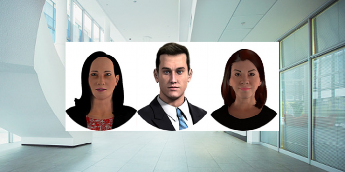 Virtual Agents Partner With Human Co-Workers to Increase Business Efficiency
