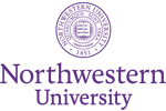 Northwestern University Logo on icrunchdata